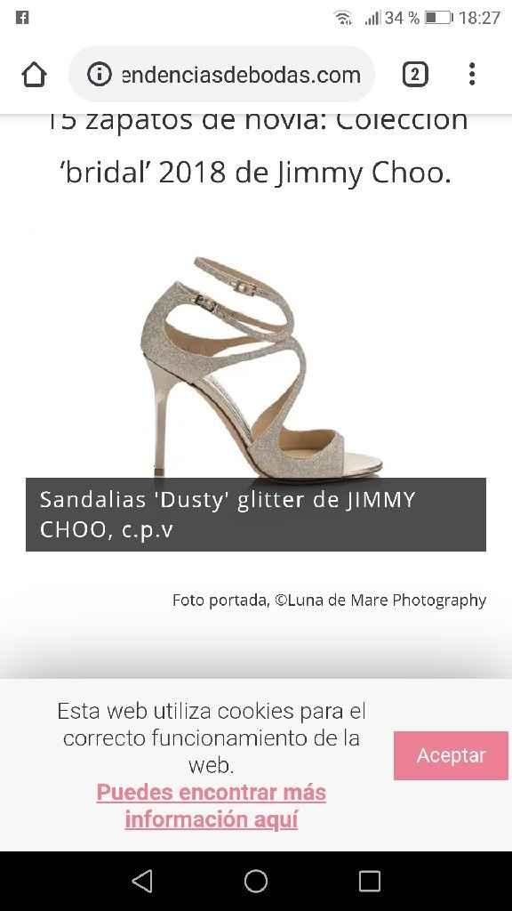 necesito estos zapatos - 1