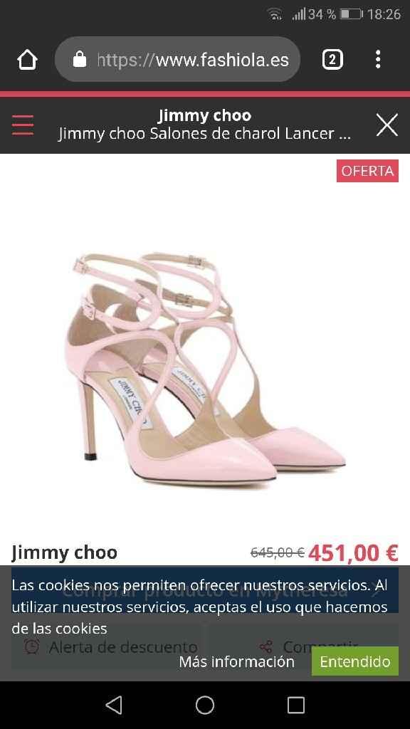 necesito estos zapatos - 2