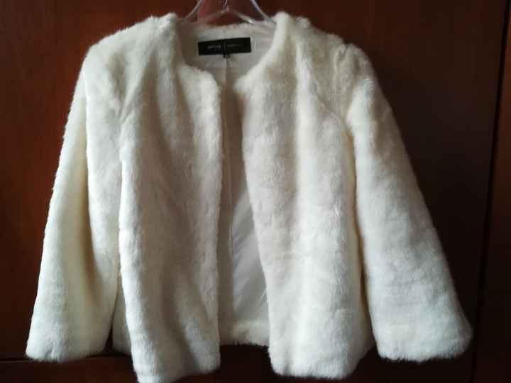 Teñir chaqueta - 1