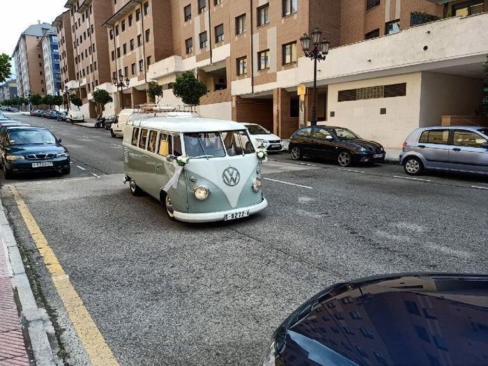 ¿Furgoneta vintage como coche de novixs? 2