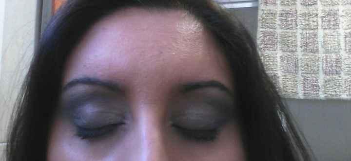 Mi prueba de pelu y maquillaje!!ayuda porfa! - 4