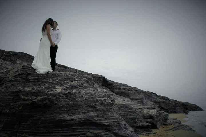 6 besos de bodas reales. ¿Con cuál mueres de amor? - 1