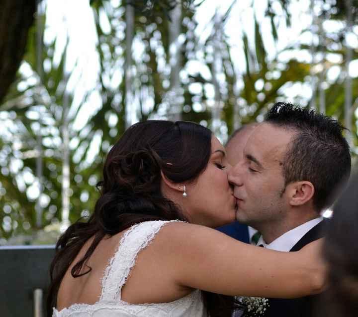 6 besos de bodas reales. ¿Con cuál mueres de amor? - 2