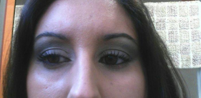 Mi prueba de pelu y maquillaje!!ayuda porfa! - 3
