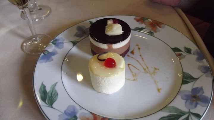 Tarta chocolate y helado 2