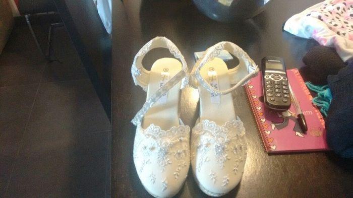 mis zapatos de boda - jaén - foro bodas