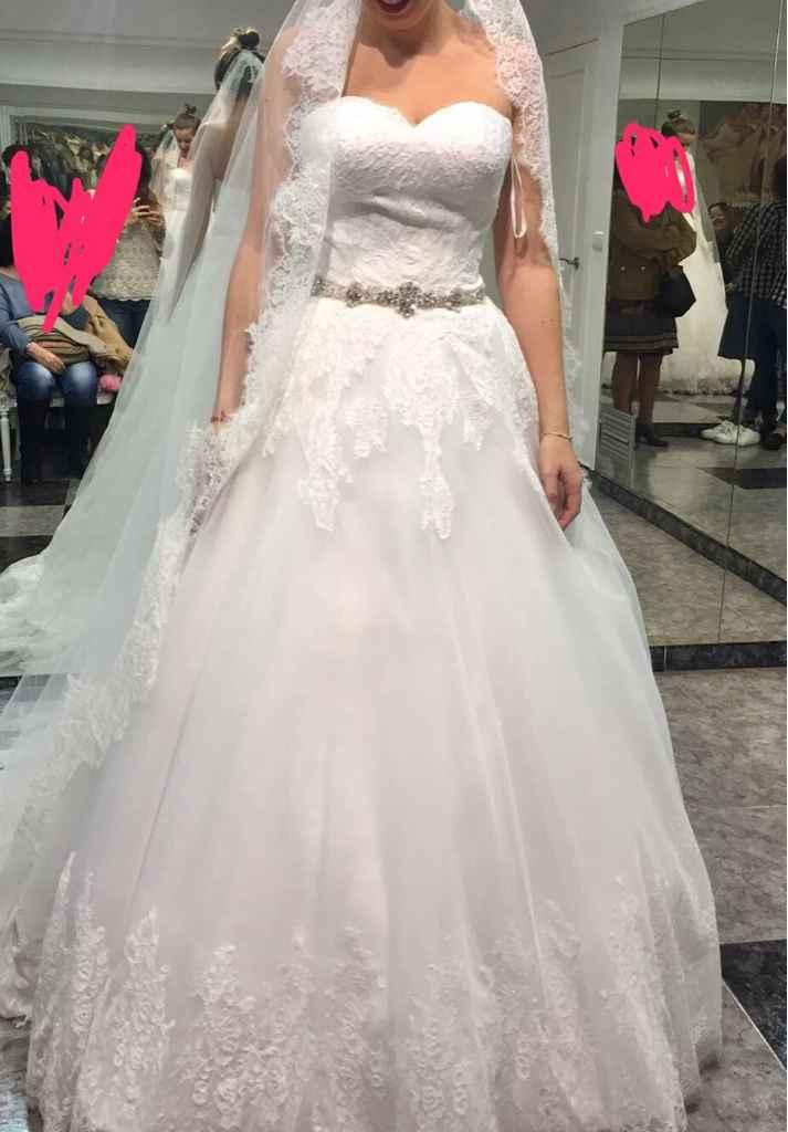Tengo vestido!! que os prece?? - 1