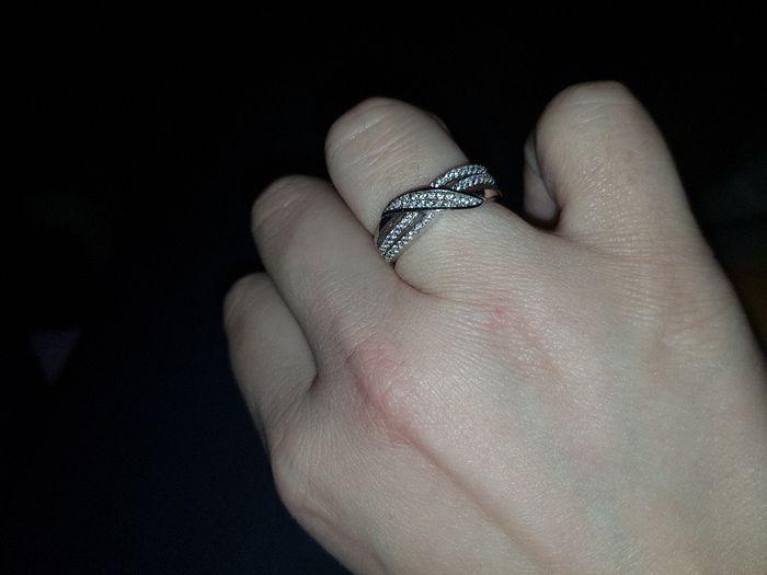 dd993a314df4 Mi anillo de compromiso 😊 - Organizar una boda - Foro Bodas.net