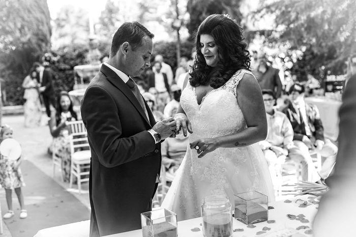 ¿Con cuántos ❤️ valoras el día de tu boda? 3
