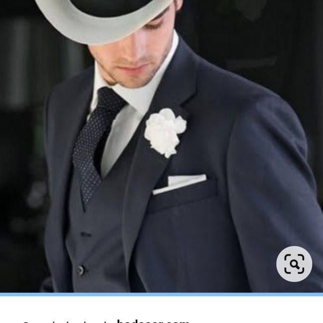 Sombrero de novio 1