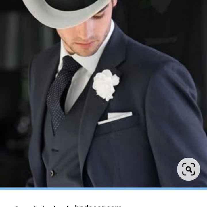 Sombrero de novio - 1