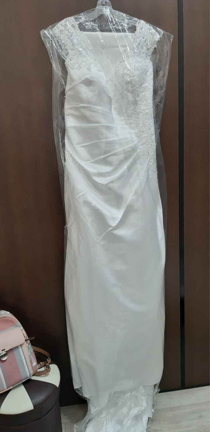 Capa para vestido - 1