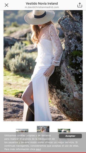Liquidación vestidos de novia 😱talla 38! - 2
