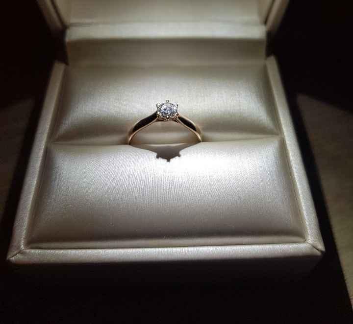 CHALLENGE: ¡Comparte tu anillo de pedida! 💍 - 1