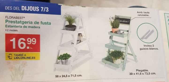 Jardineras ✔ - 1