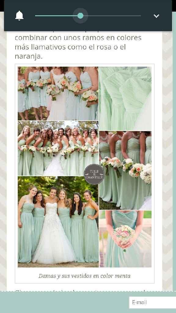 Cuál será el color de tu boda??? - 1