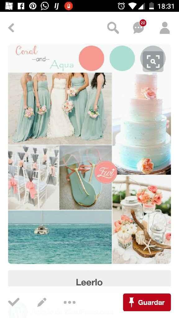 Cuál será el color de tu boda??? - 3