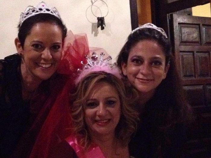 Con mis hermanas