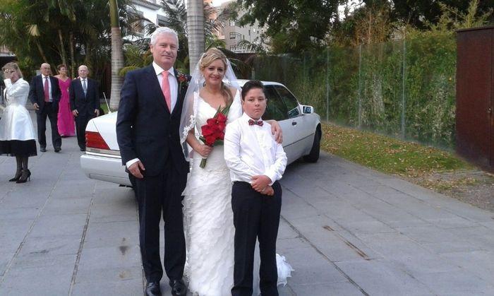 Con nuestro hijo