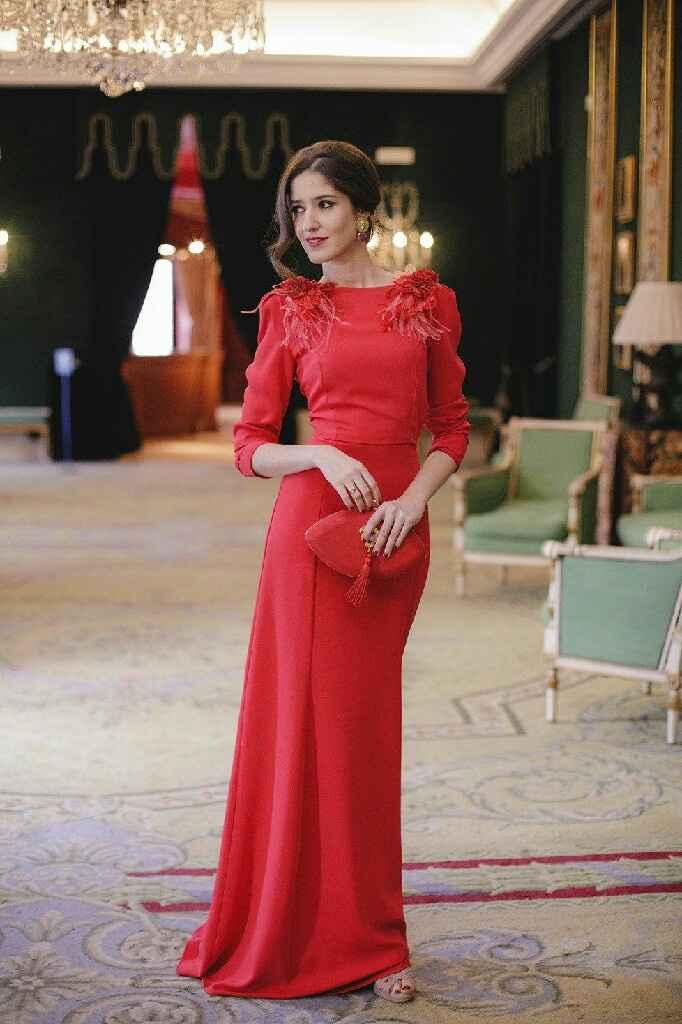 Buscando vestido rojo - 2