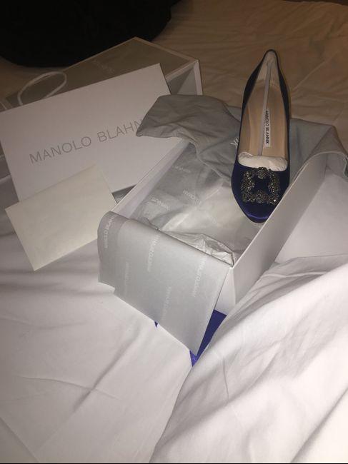 ¿Cuánto os han costado los zapatos de la boda? 4