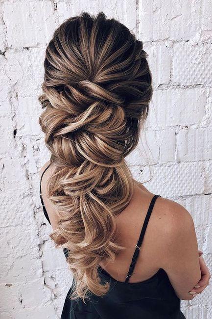 Peinados para bodas ! 14