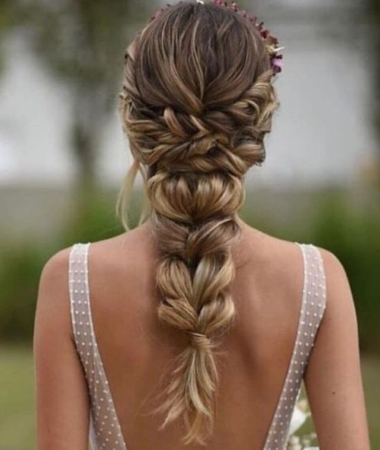 Peinados para bodas ! 15