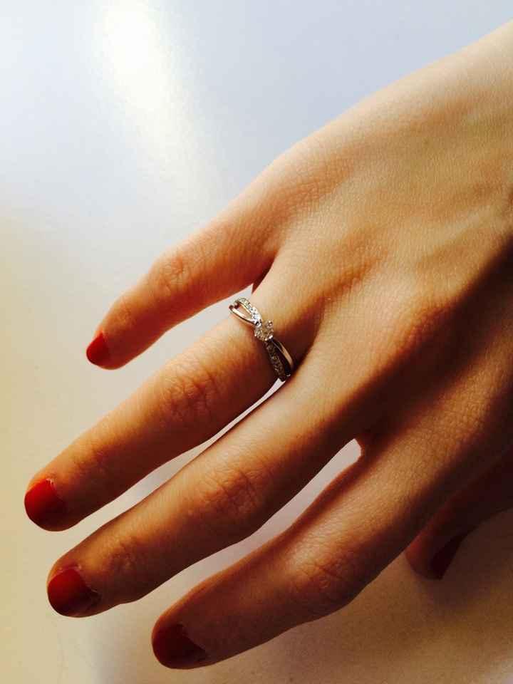 ¿cómo es tu anillo? - 1
