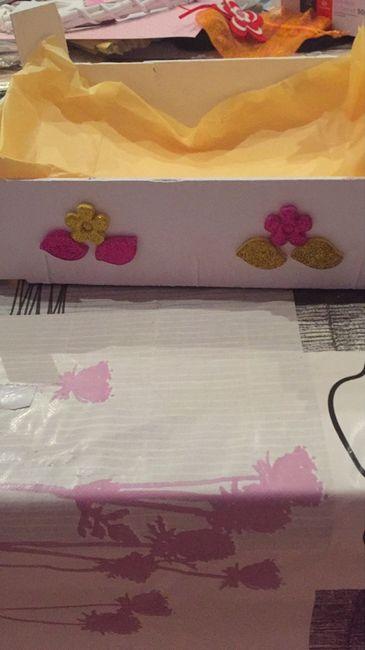 Cajas de fruta  pintadas - 2