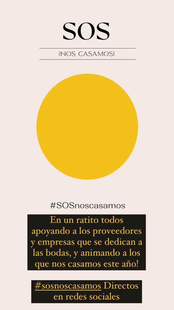 #Sosnoscasamos - 1