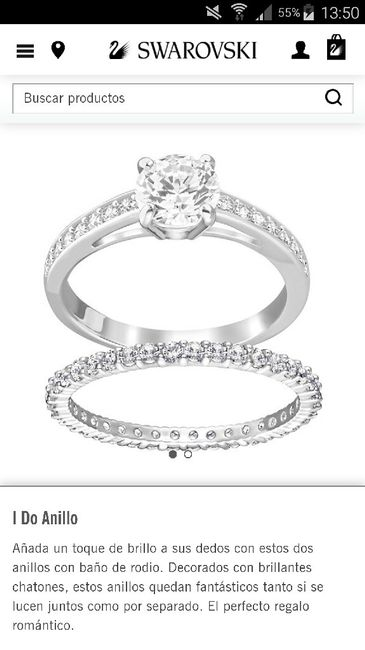 430881df01a8 Os gusta este anillo  - Moda nupcial - Foro Bodas.net