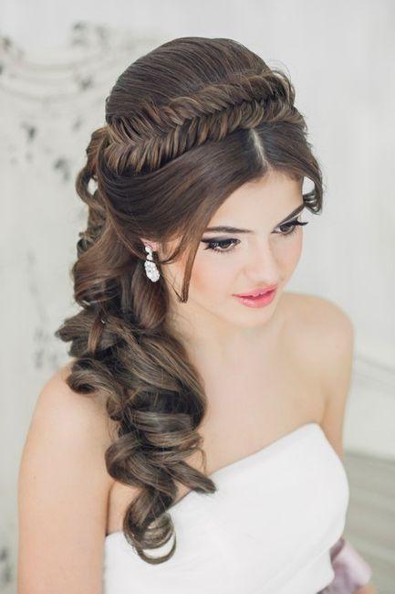 Fotos de peinados para mi boda
