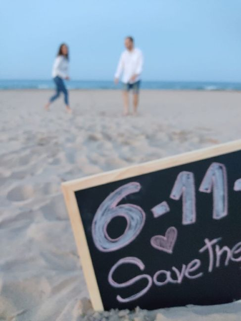 Nuestro save the date! 3