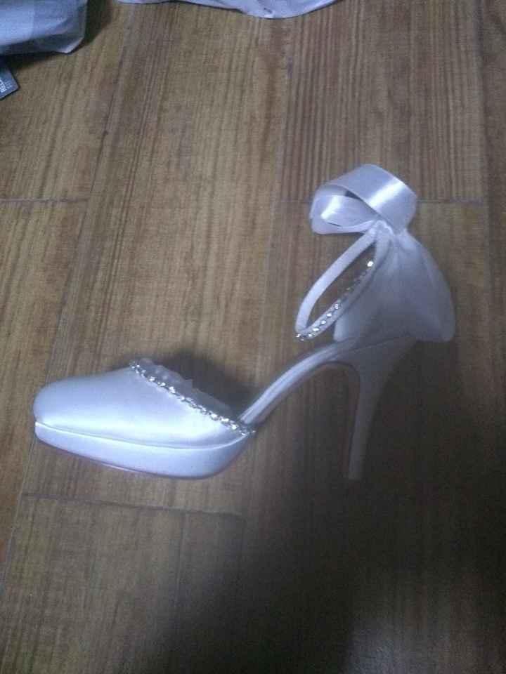 Mis zapatos por fin!!! - 1
