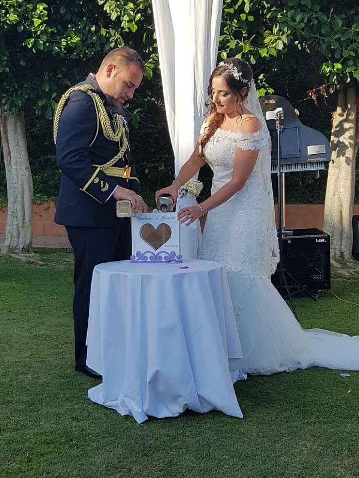 Breve resumen de nuestra boda - 1