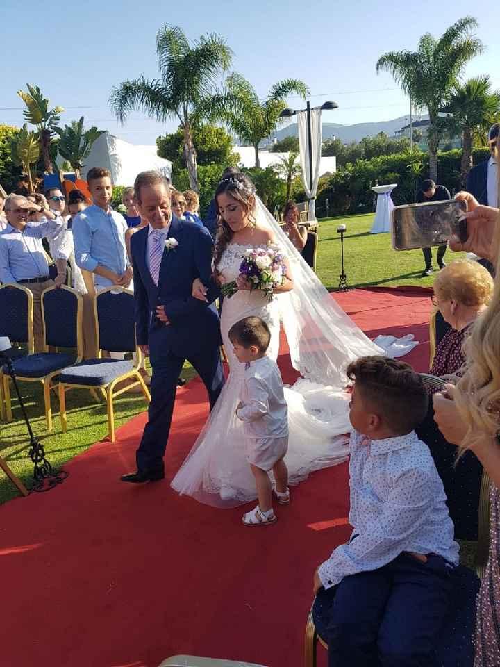 Breve resumen de nuestra boda - 2