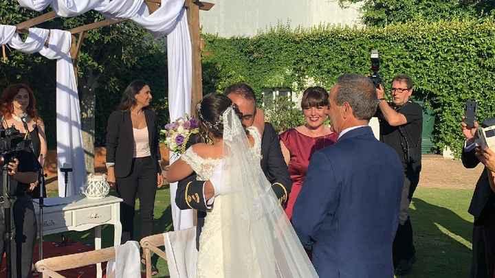 Breve resumen de nuestra boda - 3