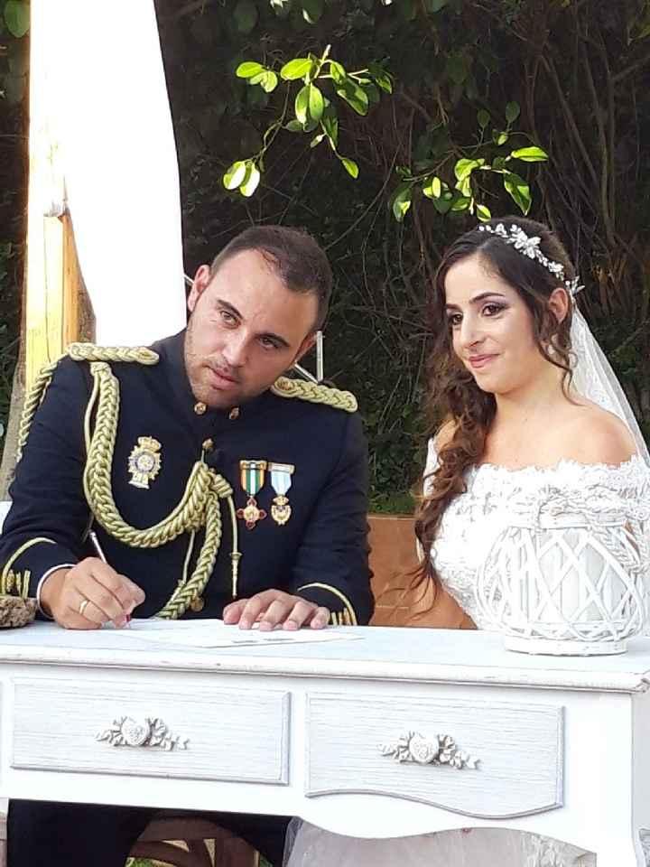 Breve resumen de nuestra boda - 4