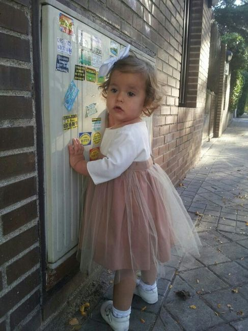 Tienda vestido arras niña - 1