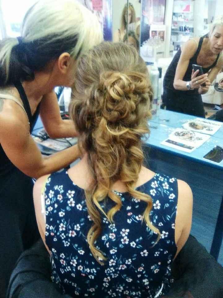 Peinado novia - 1
