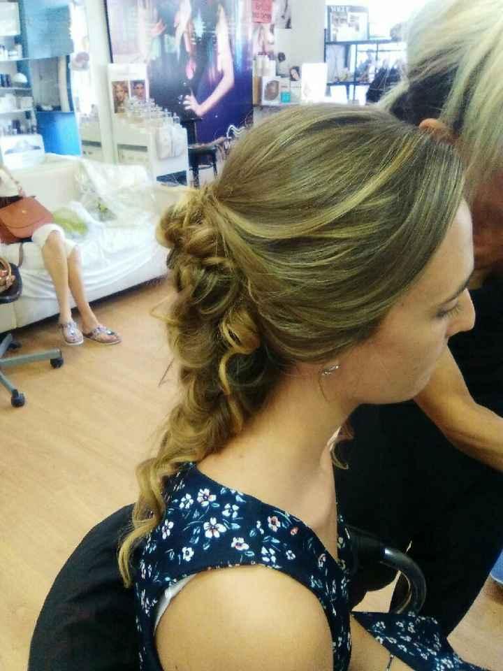 Peinado novia - 4