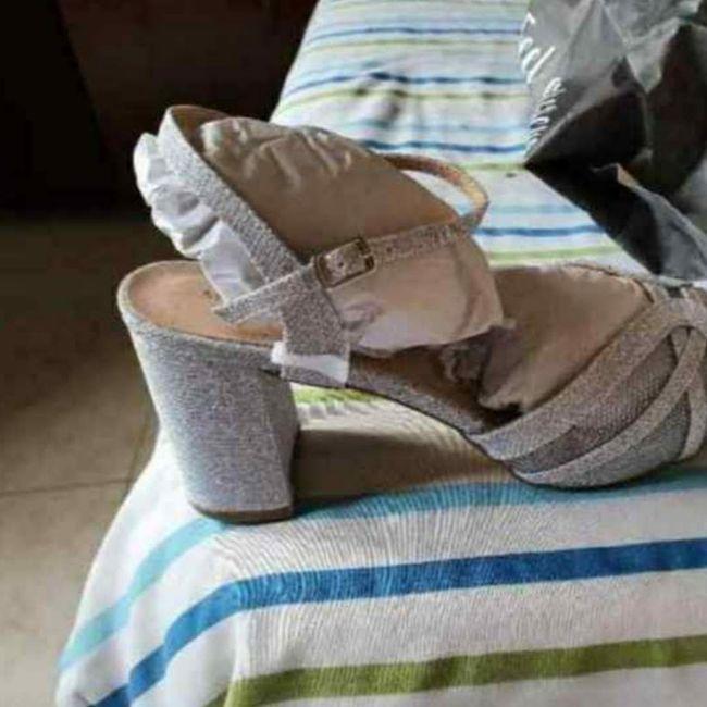 ¿Zapatos blancos vs de color? 👠 2