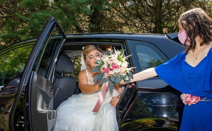 ¡3 románticos ramos de novia con peonías! 💐 4
