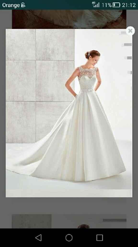 No todos los vestidos de talla grande han de parecer sacos - 1
