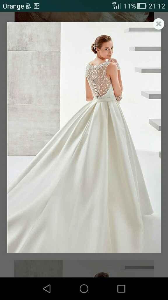 Ya tengo mi vestido!!!! - 1