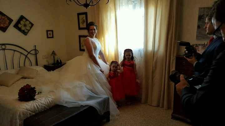 Ya casada!!!! - 2