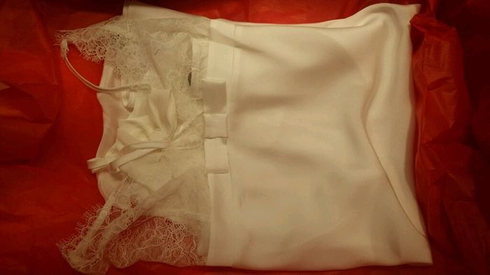 Mi ropa interior de novia foro for Ropa interior de novia