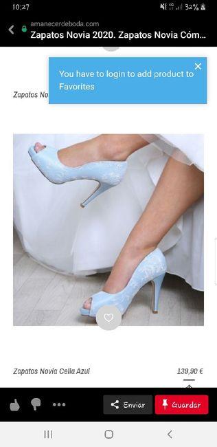 Zapatos de color o tradicional? 5