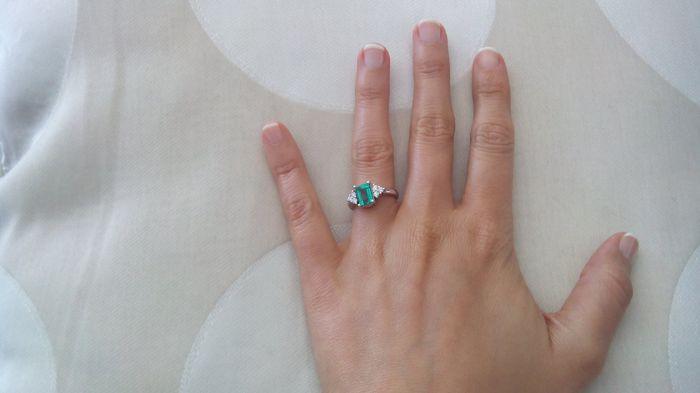 Nuestros anillos de compromiso... - 2