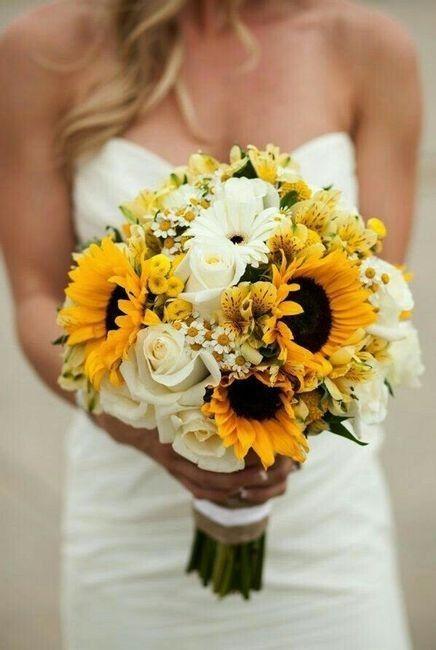 Que ramo elegiríais para v/boda? 1
